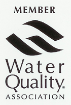 Vitasalus/Equinox Products is a proud member of the water filtration/treatment industry respected WQA w/ website: http://www.wqa.org...click here for details.